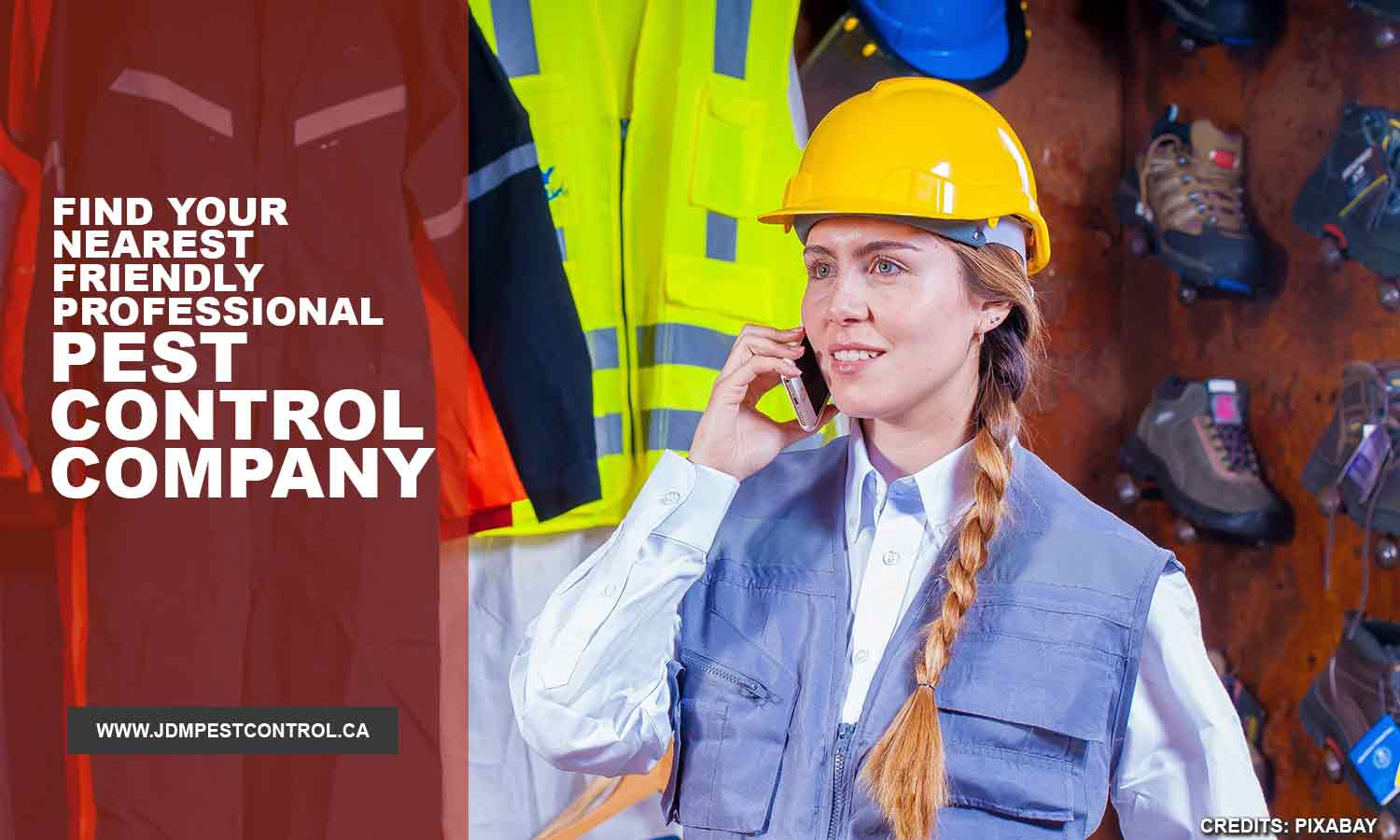 Find your nearest friendly professional pest control company