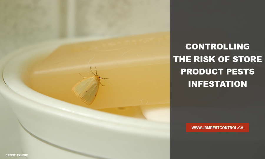Controlling the Risk of Store Product Pests Infestation